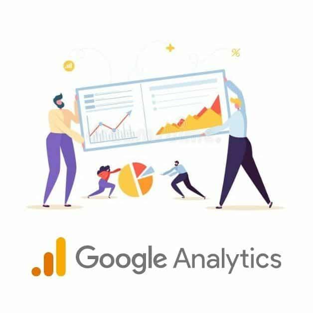 Налаштування google analytics